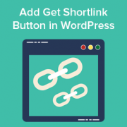 How to Restore the Get Shortlink Button in WordPress