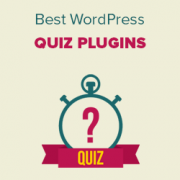 9 Best Quiz Plugins for WordPress (2018)