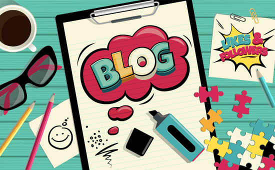 What is a blog and how is it different from a website?