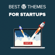 25 Best WordPress Themes for Startups