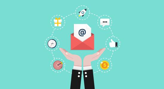 एक ईमेल सूची बनाना शुरू करें