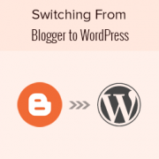 How to Switch from Blogger to WordPress without Losing Google Rankings