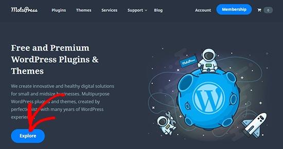 MotoPress site