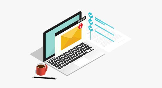 开始建立您的电子邮件清单