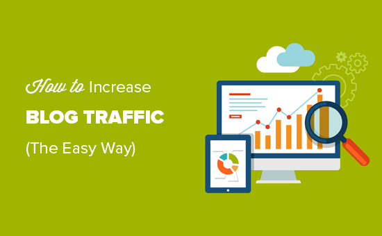 27 Easy Ways to Increase Your Blog Traffic by 406% (for FREE)
