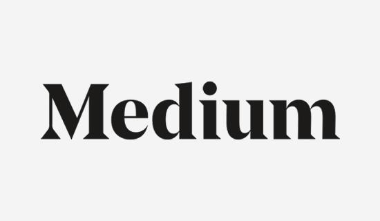 Medium blogging-platform