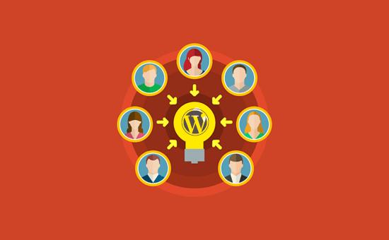 WordPress'e kullanıcı tarafından oluşturulan içerik ekleyin
