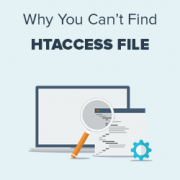 Why You Can't Find .htaccess File on Your WordPress Site