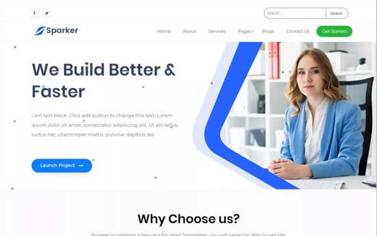 61 Best Free WordPress Blog Themes for 2019 (Expert Pick)