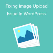 How to Fix Image Upload Issue in WordPress (Step by Step)