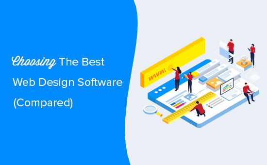 How To Choose The Best Web Design Software In 2020 Compared