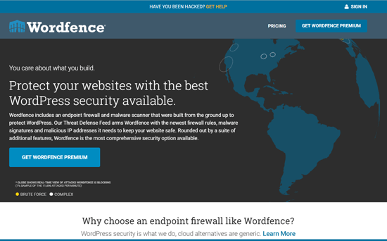 WordFence - Most Popular WordPress Security Plugin Company