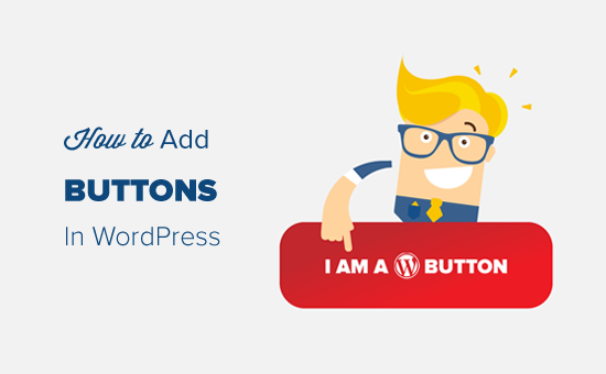 Adding Buttons in WordPress Step by Step