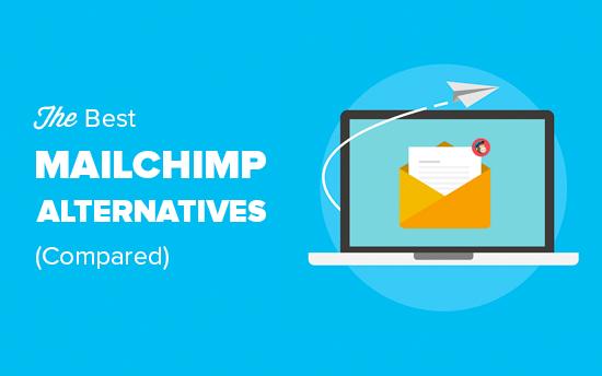 7 Best Mailchimp Alternatives of 2019 (Better Features + Free)