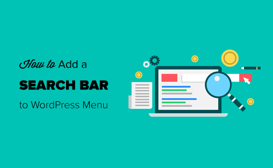 Adding a Search Bar to WordPress Menu