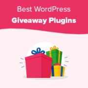 6 Best WordPress Giveaway and Contest Plugins Compared (2020)