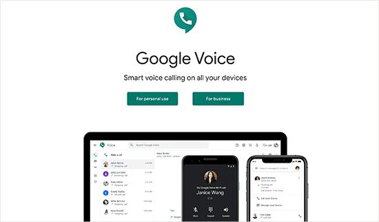 Google voce
