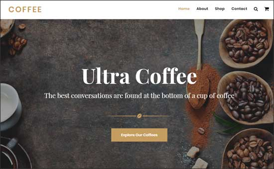 Ultra Coffee