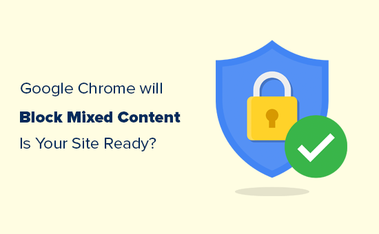 Getting ready for mixed content block by Google Chrome