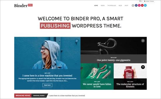 Binder Pro
