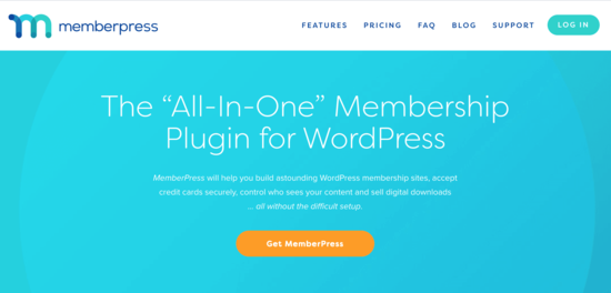 porta i tuoi allenamenti personali online con MemberPress