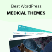 21 Best Medical and Health WordPress Themes (2020)
