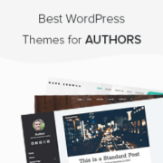 26 Best WordPress Themes for Authors (2020)