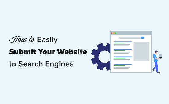 Submitting your website to search engines