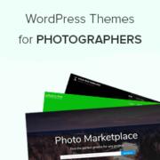 23 Best WordPress Themes for Photographers