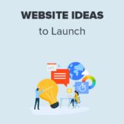 21 Best Website Ideas to Launch an Online Side Business in 2021